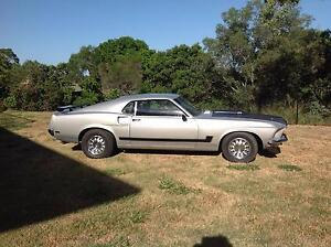 1969 Ford Mustang Fastback RHD 351c Samford Valley Brisbane North West Preview