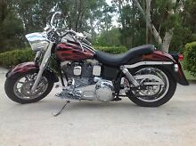 1977 Harley Davidson Wide Glide Motorbike $15,000 Neg Burpengary Caboolture Area Preview