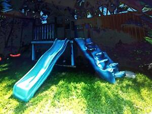 Kids Playground Equipment - Rock Climbing Wall Labrador Gold Coast City Preview