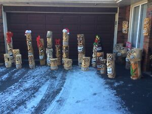Tiki Christmas sale