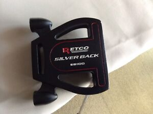 GOLF SILVER RAY PUTTER