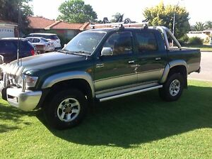 2002 Toyota Hilux Ute Seville Grove Armadale Area Preview