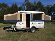 Jayco Hawk Outback Campervan Ocean Grove Outer Geelong Preview