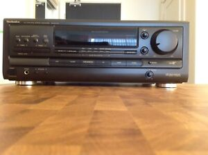 TECHNICS STEREO RECEIVER FOR SALE