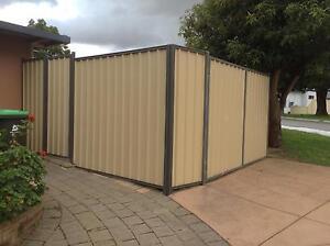 Fence colourbond Nollamara Stirling Area Preview