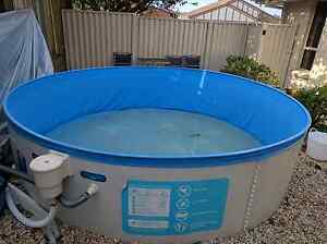 $200 Pool scape, and Sand filter, setup 6 months ago brand new. Calamvale Brisbane South West Preview