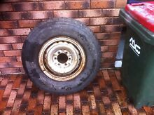 Toyota Land Cruiser 4x4 spare wheel tyre Forster Great Lakes Area Preview
