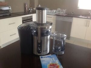 Breville Ikon Juice Fountain Model BJE510 Soldiers Point Port Stephens Area Preview