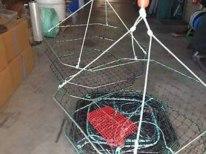 CRAB DROP NETS - BEST QUALITY ON THE COAST O'Connor Fremantle Area Preview