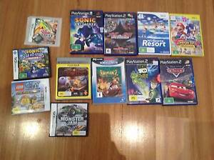 PlayStation/Wii/DS Games GOOD CONDITION Tranmere Campbelltown Area Preview
