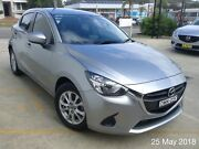 2017 Mazda 2 Maxx. Practically new!  Auto. Long rego & warranty. Pearl Beach Gosford Area Preview