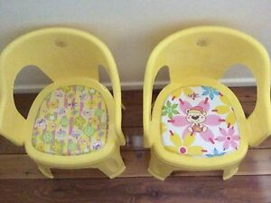 2 toddlers chairs new Werrington Penrith Area Preview