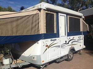 Jayco Eagle 2007 Montacute Adelaide Hills Preview
