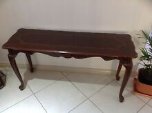 Side table elegant colonial style Nicholls Gungahlin Area Preview