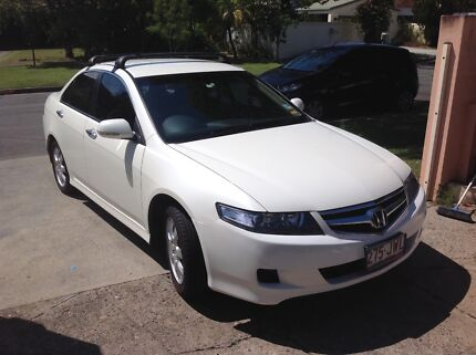 Honda Accord Euro