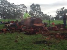 Redgum dry quality 100 ton !!!!!!!!!!!!!! Available !!!!!!!!!!! Mount Gambier Grant Area Preview