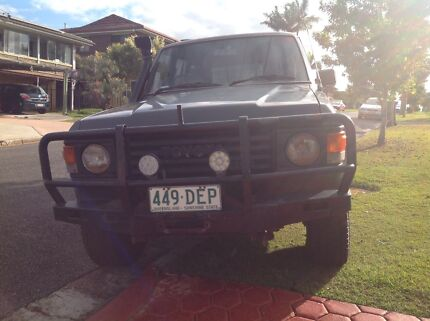 1983 DIESEL Toyota LandCruiser Wagon Manly West Brisbane South East Preview