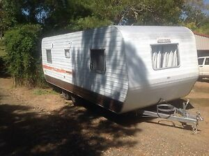 Wanted caravan project Launceston Launceston Area Preview