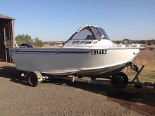 Great all round fishing boat Gawler Gawler Area Preview
