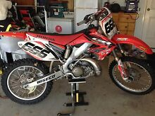 Honda Cr250 Arundel Gold Coast City Preview
