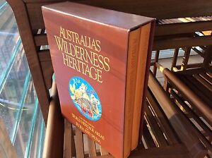 Australia's Wilderness Heritage - 2 volumes New Lambton Heights Newcastle Area Preview