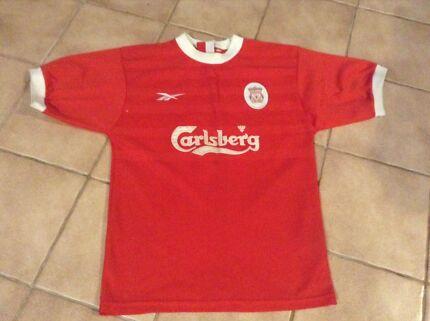 Liverpool shirt Michael Owen