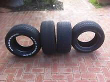tyres 235 and 245 by 14 inch Meadow Springs Mandurah Area Preview