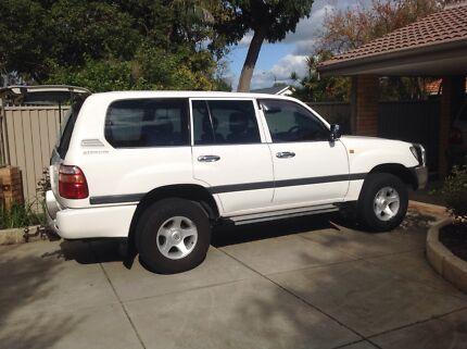 2000 Toyota LandCruiser Wagon Perth Region Preview