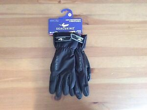 Quality Woman's SealSkinz  All Season Gloves: Priced to Sell