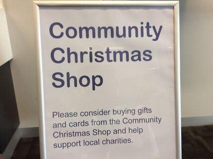 Community Christmas Shop Shepparton