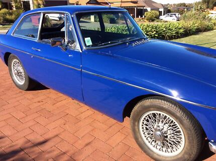 MGB GT For Sale M.G.