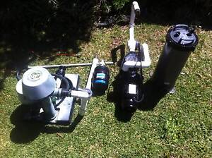 Spa pump, blower, heater and filter Bardwell Park Rockdale Area Preview