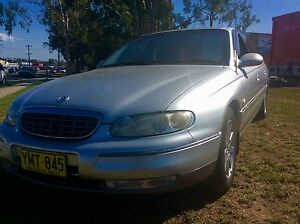 2000 Holden Statesman WH SV6 Supercharged V6 Auto 3 months rego Woodbine Campbelltown Area Preview