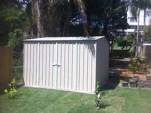 RODS CONCRETING - GARDEN SHEDS Alexandra Hills Redland Area Preview