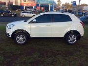 2014 Ssangyong Korando 4 Cyl 6 speed SUV As New Low KM's Warranty Leumeah Campbelltown Area Preview