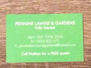 Pennine lawns and gardens Narrabeen Manly Area Preview