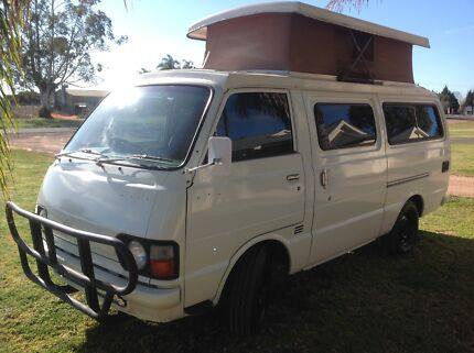 1978 Toyota Hiace Campervan