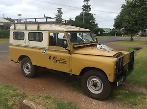 1973 Series 3 Landrover Portland Glenelg Area Preview