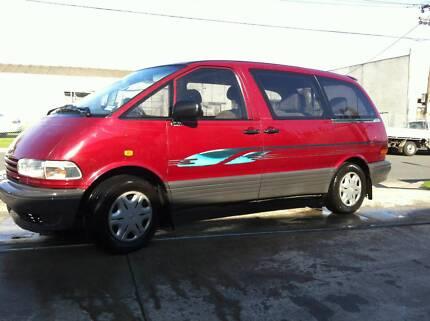 1998 Toyota Tarago Wagon   RENT TO OWN