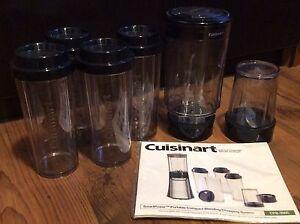 Cuisinart blending/chopping machine accessories
