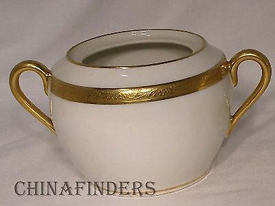 Pattern Sugar Base - LEGRAND china ELYSEE pattern Sugar Bowl Base ONLY - NO Lid