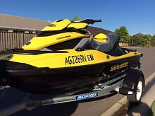 Sea Doo Jet Ski RXT260 iS Supercharged Thornton Maitland Area Preview