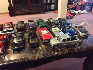 Huge collection of Diecast cars