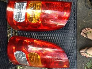 Toyota Hilux rear tail lights Pymble Ku-ring-gai Area Preview
