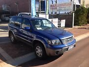 2007 FORD ESCAPE ZC XLS AUTOMATIC 4 X 4 WAGON (36 MTHS WRTY) Highgate Perth City Area Preview