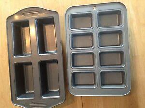 Wilson mini loaf pans two pans for $25