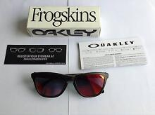 UNWANTED gift OAKLEY Frogskin Bronzy Decay Rare Model Broadview Port Adelaide Area Preview
