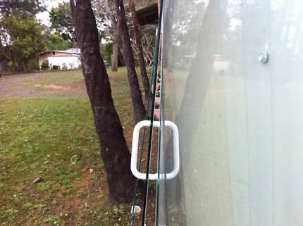 Shower screen - Heavy duty