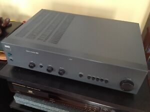 NAD 302 Integrated amp