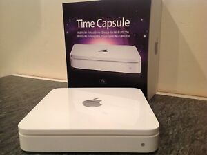 2 Tb apple time capsule brand new condition